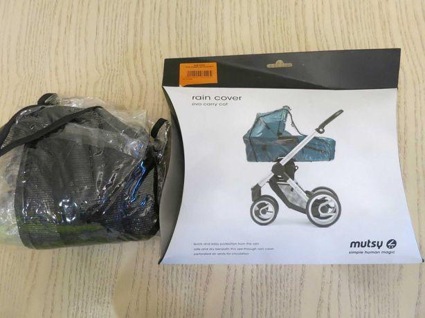 Дождевик для люльки коляски Mutsy EVO оригинал (практически новый)