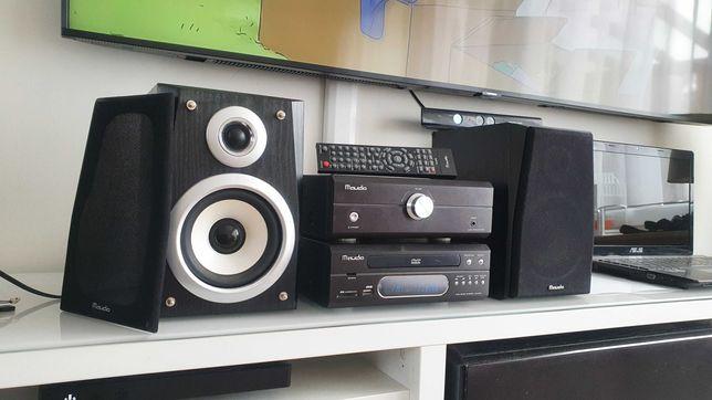 OKAZJA Wieza M-audio cs 525stereo hdmi optyczny dvd USB