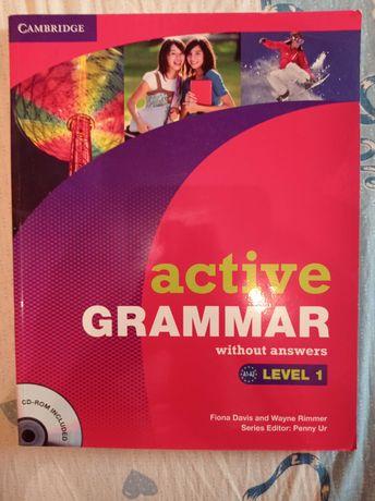 Учебник Active Grammar Level 1