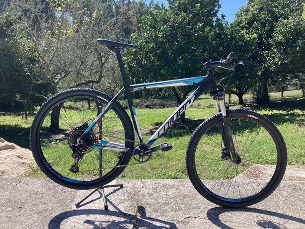 Bicicleta btt roda 29 coluer pragma sram eagle 12v