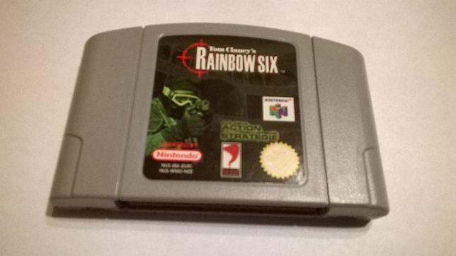 Tom Clancy's RAINBOW SIX Nintendo 64