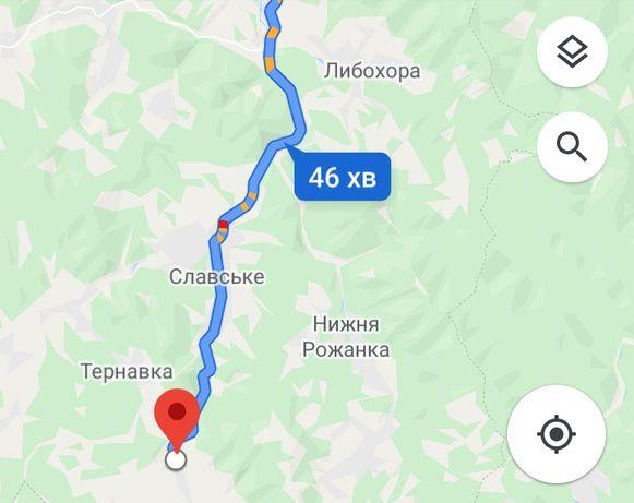 Земельна ділянка в с. Волосянка, Славське ОТГ. НЕДОРОГО
