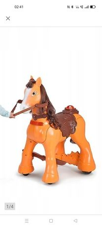 FEBER Koń na akumulator 12V
