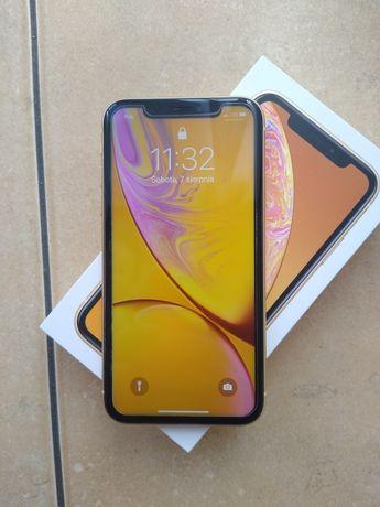 iPhone XR żółty 64gb