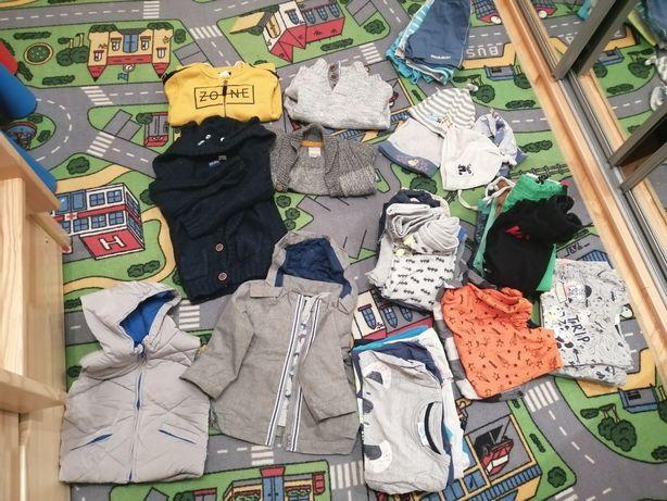 Bardzo duża paka ubrań, chłopiec 1,5-2,5 roku