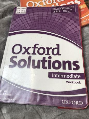 Oxford solutions intermadiate workbook