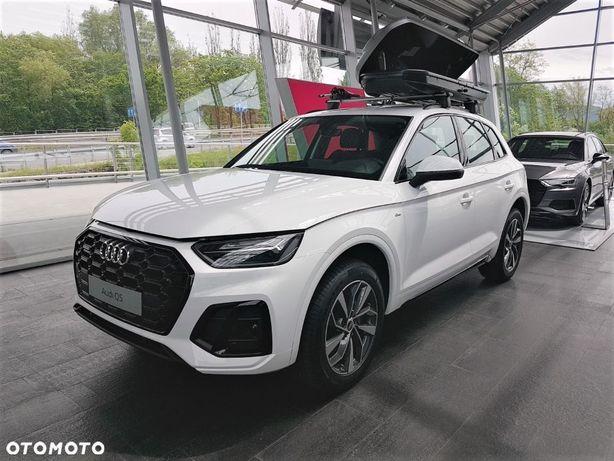 Audi Q5 S line 40 TDI quattro 204 KM S tronic 2021 NOWY od ręki