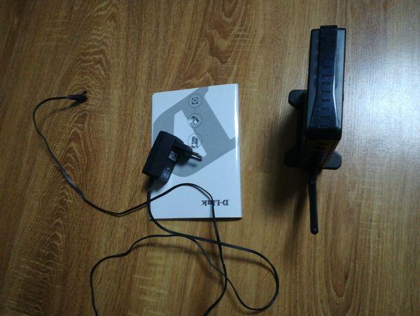 Router D-link DIR-600