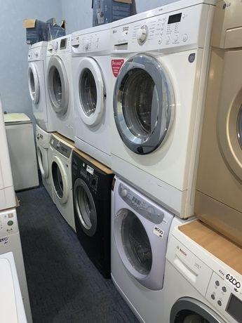 Крупнейший склад-магазин бу стиральных машин. Доставка. Гарантия