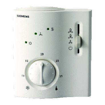 regulator łazienkowy, termostat, siemens rcc 10.1