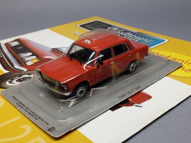 Fiat 125p Taxi 1/43 Dea/IXO