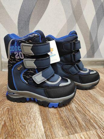 Р 27 - 32 Tom.m ботинки зимние термоботинки сапоги зима 20 см