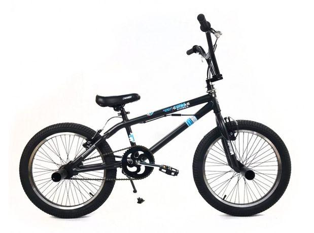 """BMX БМХ велосипед для подростка трюковый 20"""" Crosser Азимут Cobra GT"""