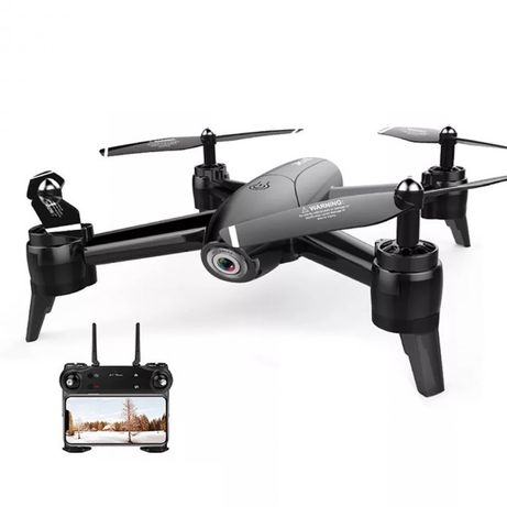 Квадрокоптер SG-106.Wi-Fi. 1080,2 камеры,2 аккумулятора, 22мин.полета
