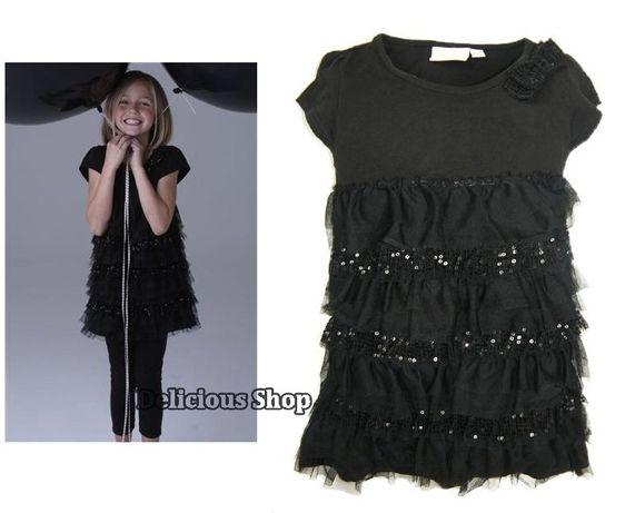 Śliczna sukieneczka Next 134cm