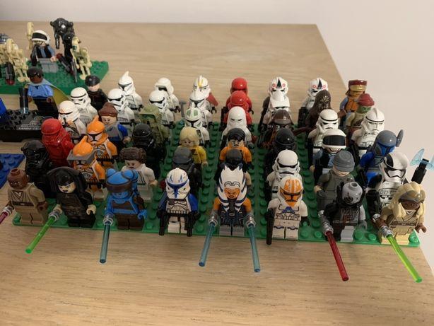 Lego Star Wars - figurki