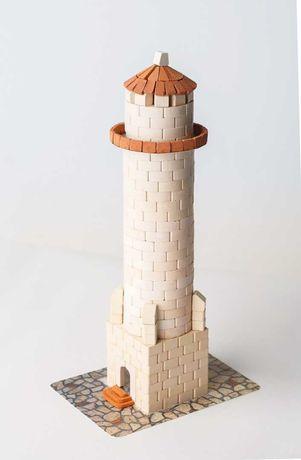 Zestaw konstruktorski cegiełki BRICK Latarnia Morska