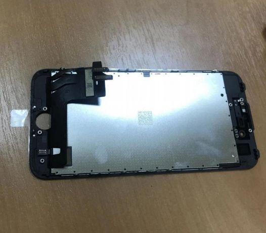 Оригінальний бу знятий дисплей/екран іphоnе 7+ плюс чорний