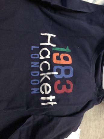 Sweat-shirt Hackett azul escuro 14 anos