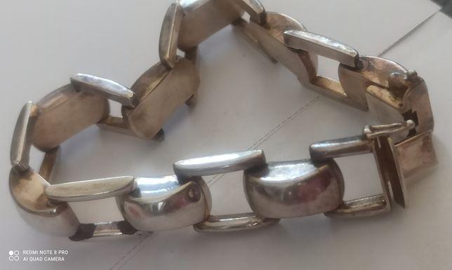 Bransoletka srebro M6 Metaloplastyka prl