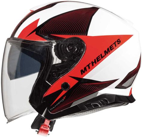 PROMOCJA Kask MT Helmets Thunder 3 r. M