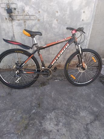 "Велосипед INTENZO premier ,26""алюминийВозможен обмен"