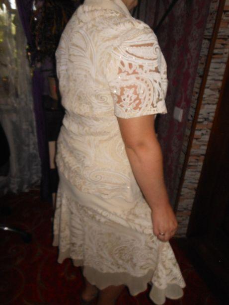 Продам костюм женский летний. р. 52