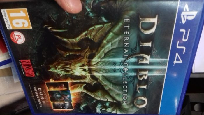 Diablo eternal collection ps4, sklep Tychy Tychy - image 1