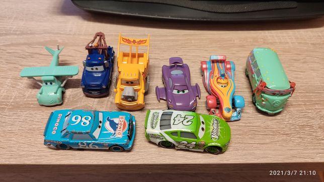 Samochodziki z bajki Auta