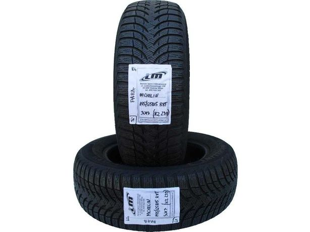Para Michelin Alpin A4 185/65 R15 88T 5,5mm KZ239