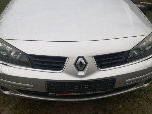 Renault Lguna 2.0.16 V 2006 Rok Cała Na Poszczególne CZęśći TED 69