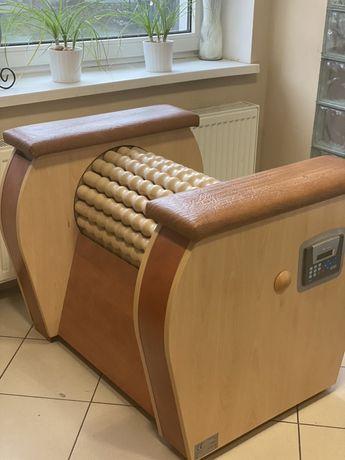 Rolleric oryginalne urządzenie, masażer do masażu limfatycznego