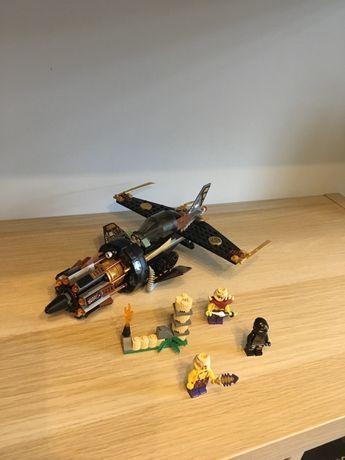 LEGO® 70747 Ninjago - Kruszarka skał