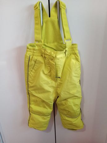 Spodnie narciarskie 80 i 86