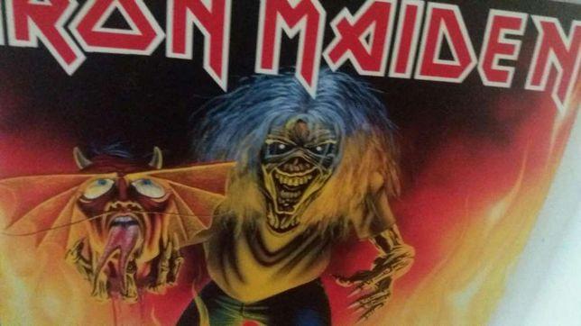Iron maiden tapete para rato box slayer ,motorhead relógio oficial mai