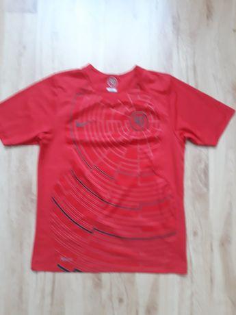Koszulka Nike Fit Dry dla 10-12 letniego chłopca, rozm. 140/152