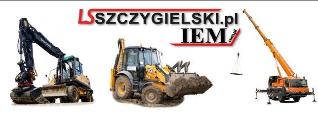 Usługa Koparko-Ładowarką Brzeg/Opolskie
