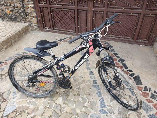 Велосипед kawasaki 26