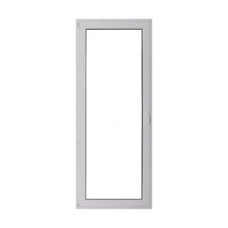 Drzwi balkonowe, rozwierne