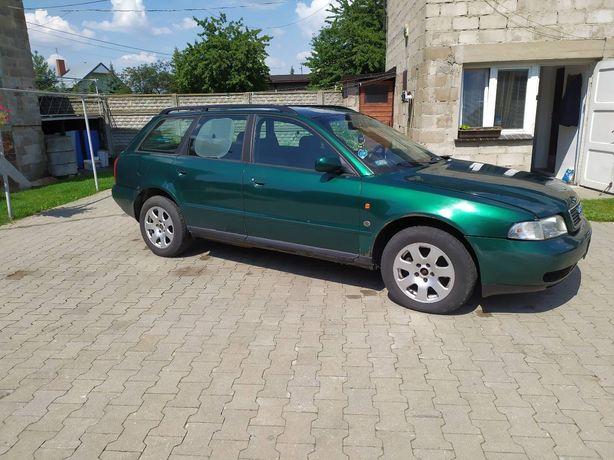 Audi A4 B5 1996r 110tdi na czesci