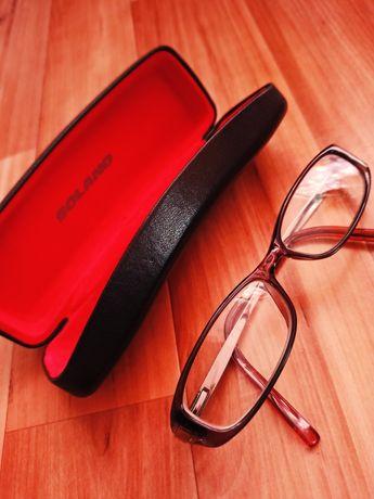 Okulary oprawki korekcyjne unisex