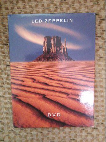 Led Zeppelin DVD COMO NOVO