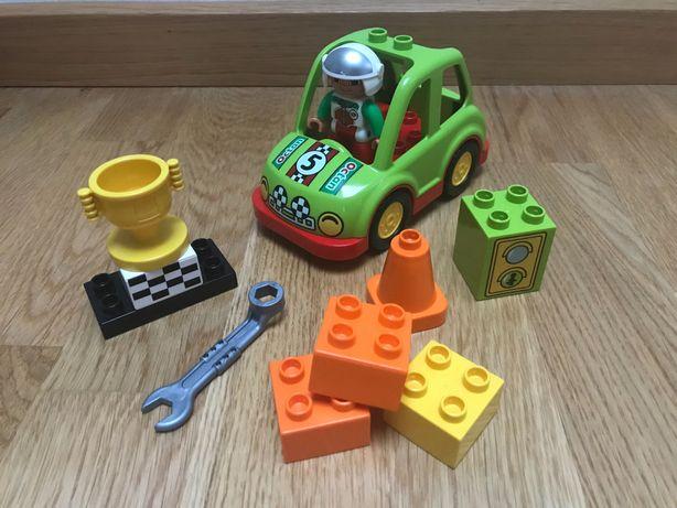Lego duplo Auto wyscigowe 10589