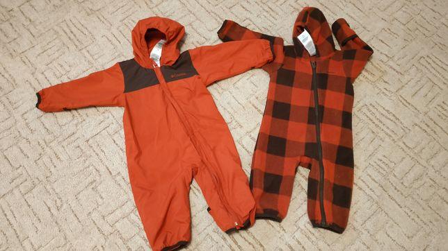 Осінь-весна костюм комбінезон Columbia 2 в 1 дитячий 12 міс.