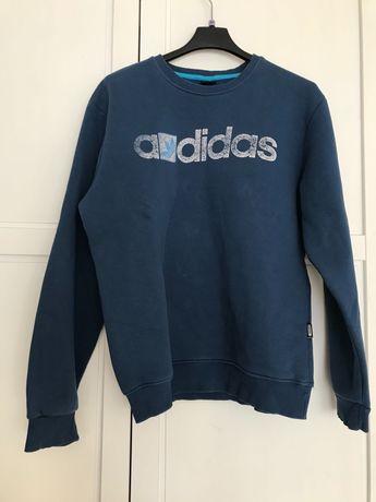 Bluza Adidas granatowa