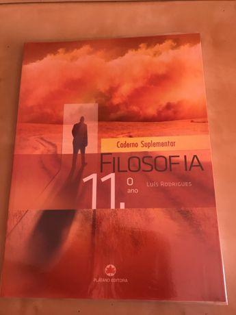 Caderno Suplementar Filosofia 11º Ano