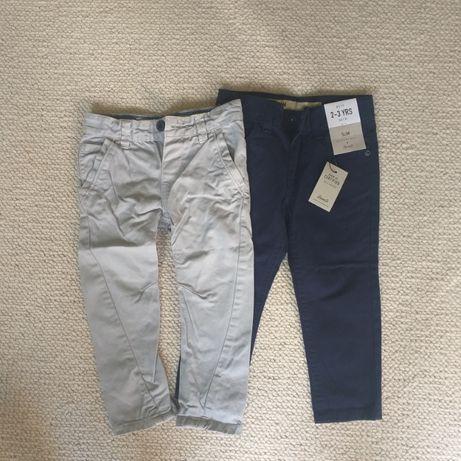 Spodnie nowe 98cm
