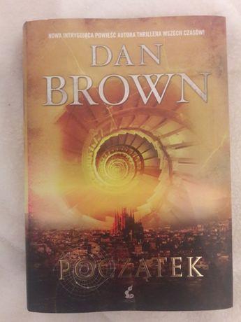 """Dan Brown """"Początek"""""""