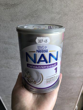 NAN гипоалергенный 1 (400грам)