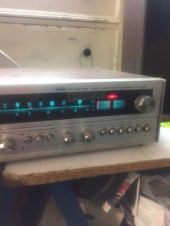 Radio aciko avariado